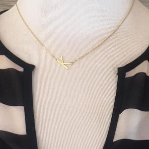 Jewelry - NWOT Initial K Necklace